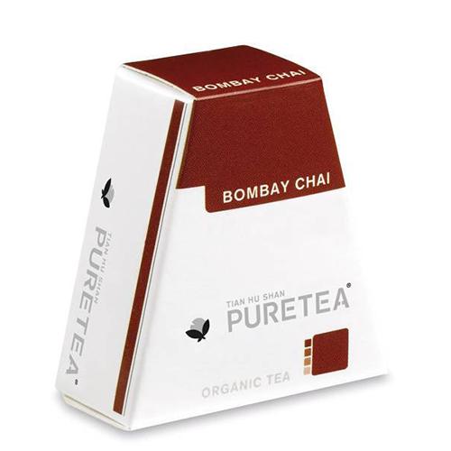 PURETEA Bio thee Bombay Chai white line