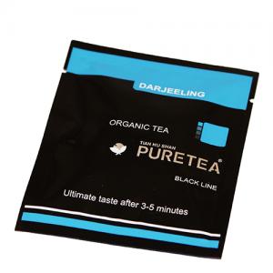 PURETEA Bio thee Darjeeling black line 25 stuks