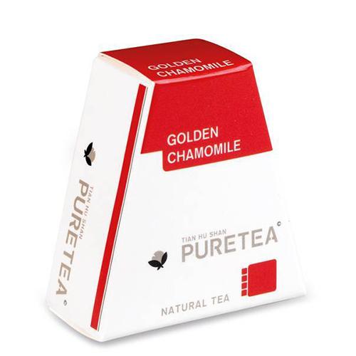 PURETEA Bio thee Golden Chamomile white line