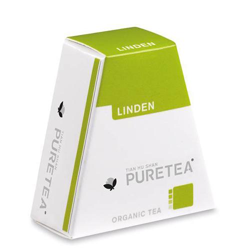 PURETEA Thee Linden white line