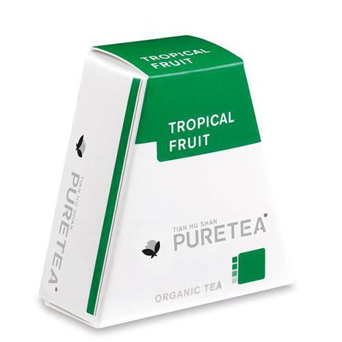 PURETEA Thee Tropical Fruit white line