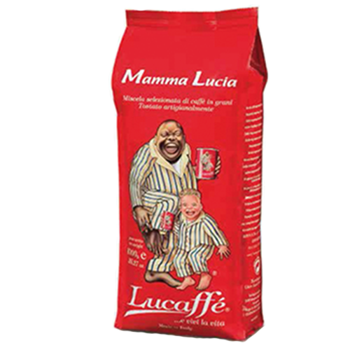 Lucaffe Mamma Lucia koffiebone