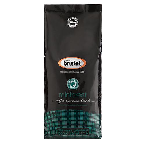 Bristot Rainforest koffiebonen