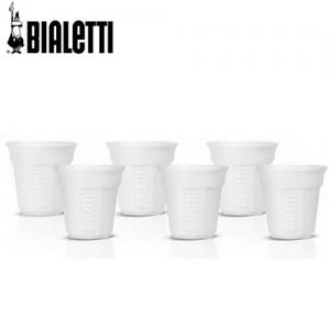 Bialetti Bicchierini espresso kopje wit