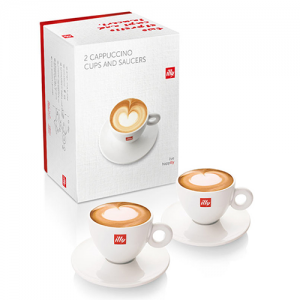 Illy Cappuccino kopje giftbox