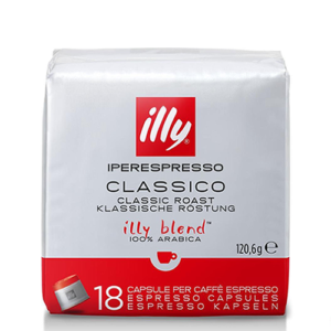 Illy Iperespresso capsules Classico