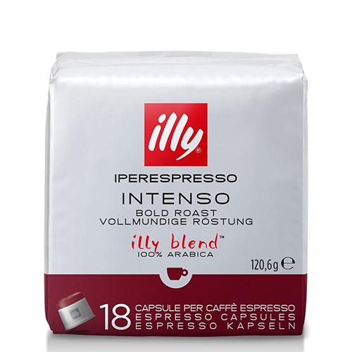 Illy Iperespresso capsules Intenso