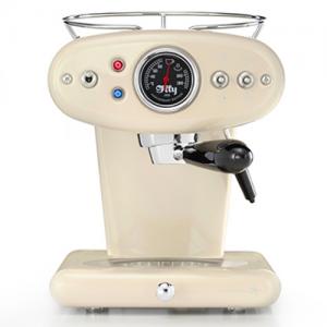 Illy X1 Espresso & Coffee espressomachine almond