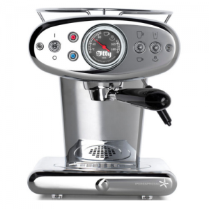 Illy X1 Espresso & Coffee espressomachine zilver