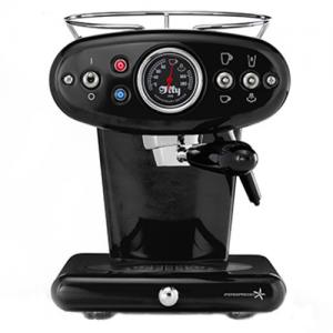 Illy X1 Espresso & Coffee espressomachine zwart