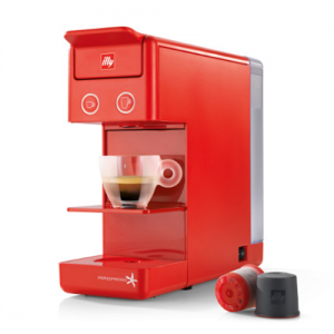 Illy Y3 Iperespresso Espresso & Coffee rood