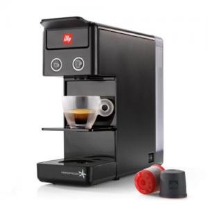 Illy Y3 Iperespresso Espresso & Coffee zwart