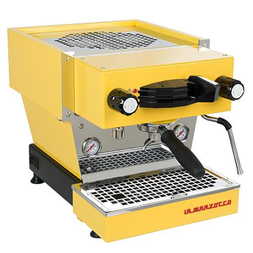 La Marzocco Linea Mini Geel espressomachine