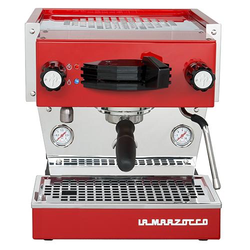 La Marzocco Linea Mini Rood espressomachine
