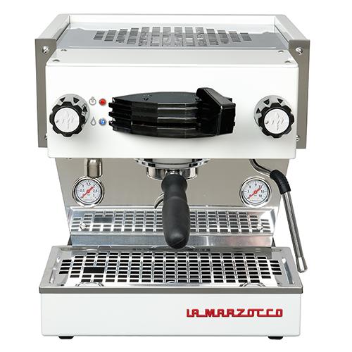 La Marzocco Linea Mini Wit espressomachine