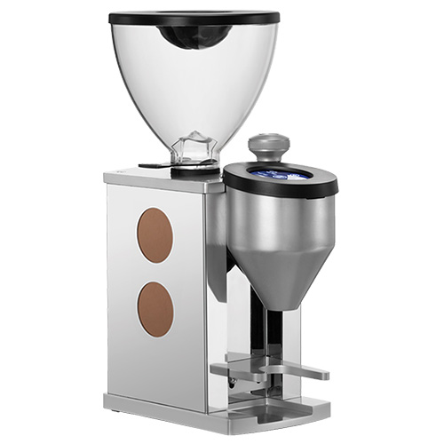 Rocket Fausto Chrome-Copper koffiemolen