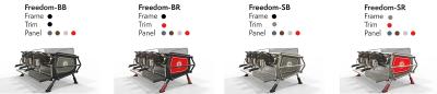 Sanremo cafe racer freedom modellen