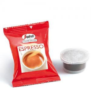 Segafredo Espresso capsules