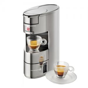 X9 Iperespresso espressomachine zilver