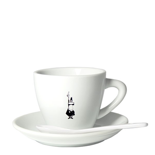 Bialetti cappuccino koffie kopje