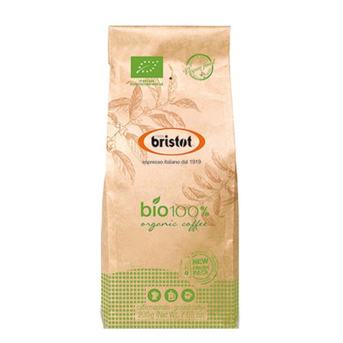 Bristot BIO100% biologische koffie