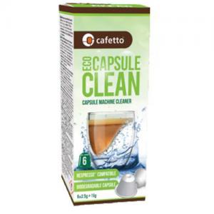 Cafetto ECO capsule Nespresso machine reiniger