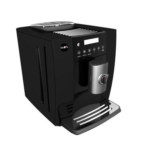 FACILenjoy f26 koffiemachine zwart