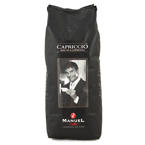 Manuel Caffe Capriccio koffiebonen