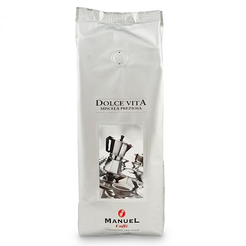 Manuel Caffe Dolce Vita koffiebonen