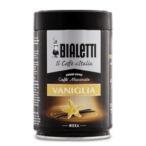 Bialetti Vaniglia gemalen koffie 250gr
